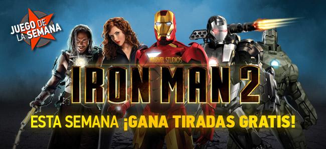 tragaperras online Iron Man