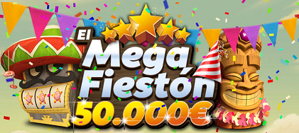CasinoBarcelona Megafiestón