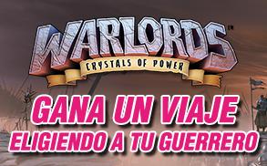 Wanabet Casino Sot Warlord viaje