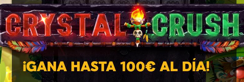 888casino Gana hasta 100€ al día