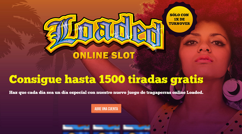 loaded online slot