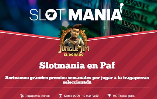 Slotmania PAF