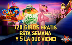 Sportium 20 giros gratis slot