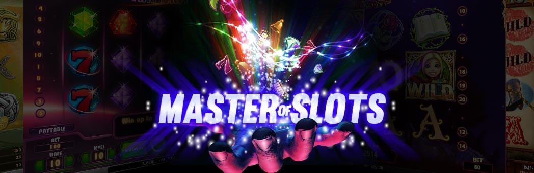 Masters of slots Casinobarcelona