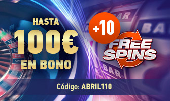 Sportium 10 free spins
