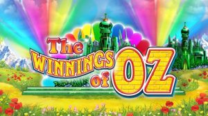 Starcasino the winninggs of OZ