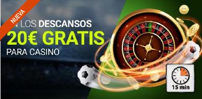 tragaperras online Luckia Casino Gana 10€ para el Mundial