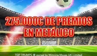 tragaperras online Sportium Casino 275.000€ En Premios en Metálico