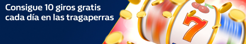 tragaperras online William Hill 10 giros gratis en Tragaperras