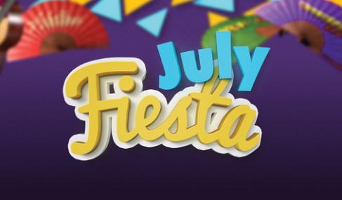tragaperras online Paf Casino July Fiesta gana hasta 500€ en slots